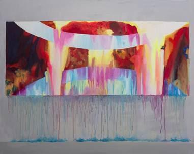 Bruno Duque | Ellsworth |Óleo sobre tela | 120 x 150 cm | 2015