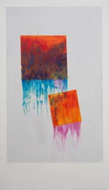 Bruno Duque | Kazimir | Óleo sobre tela | 120 x 80 cm | 2015