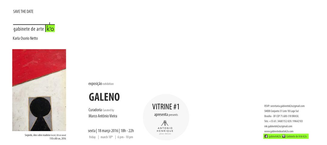 Galeno – Exposição Individual