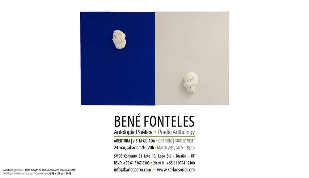 Poetic Anthology, Bené Fonteles