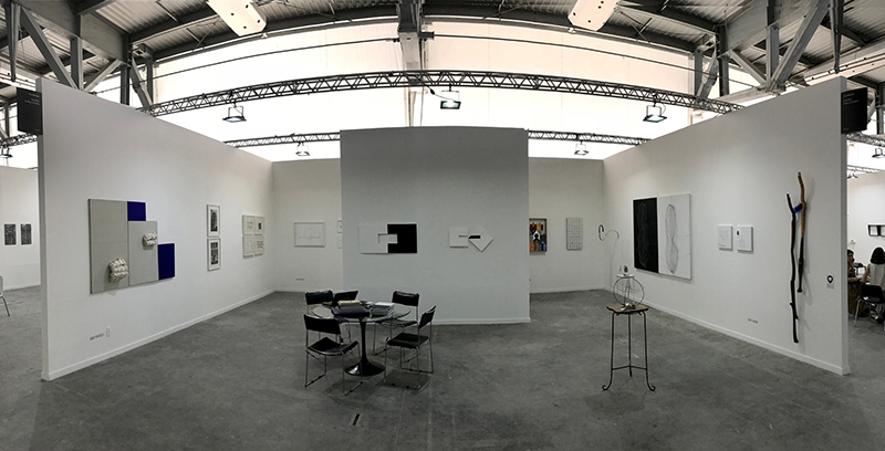 Karla Osorio Gallery at Art Rio 2018