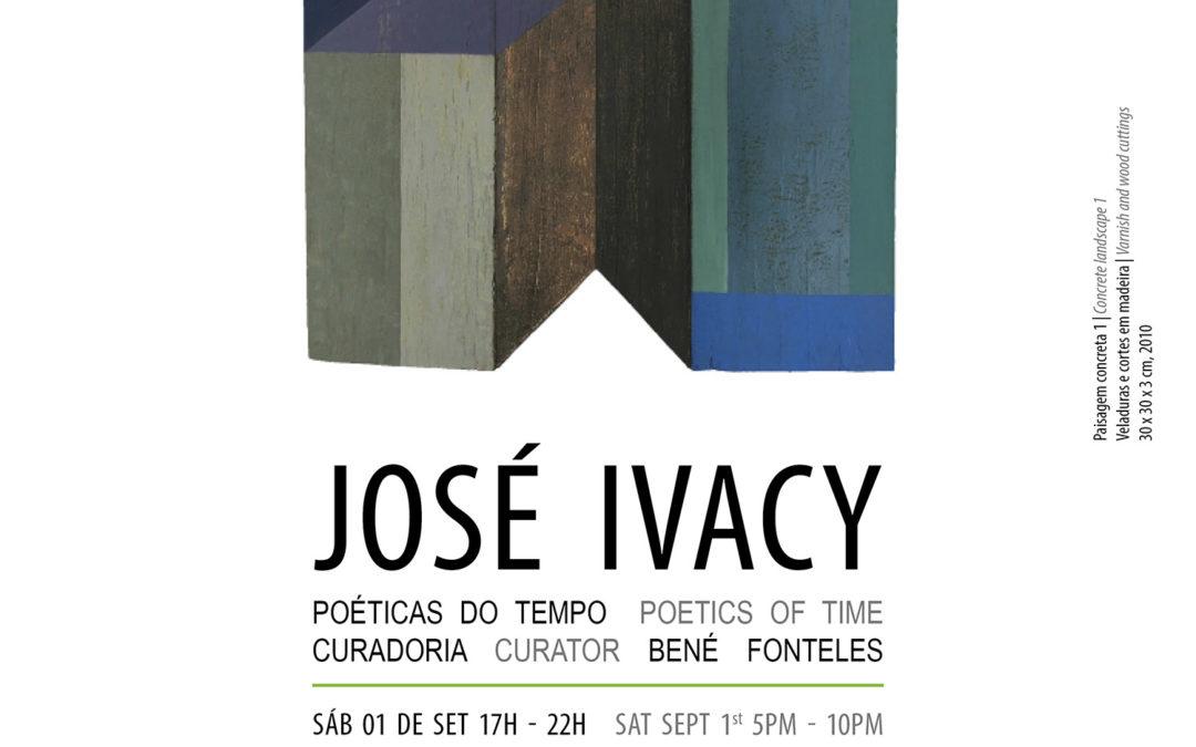 José Ivacy – Poéticas do Tempo