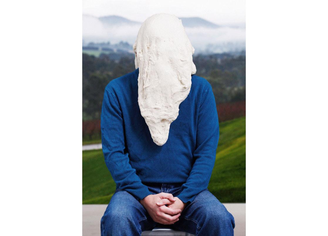Soren Dahlgaard.Adam.Tarrawarra Biennal, Australia.Fotografia em metacrilato.100x70cm.2014