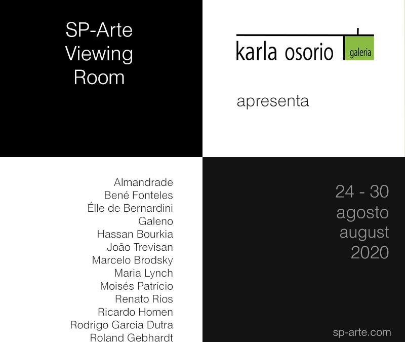 Feira SP-Arte 2020