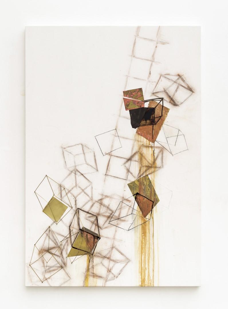 01. DAIXY XAVIER. Sobre como as coisas caem. Três cubos negros.