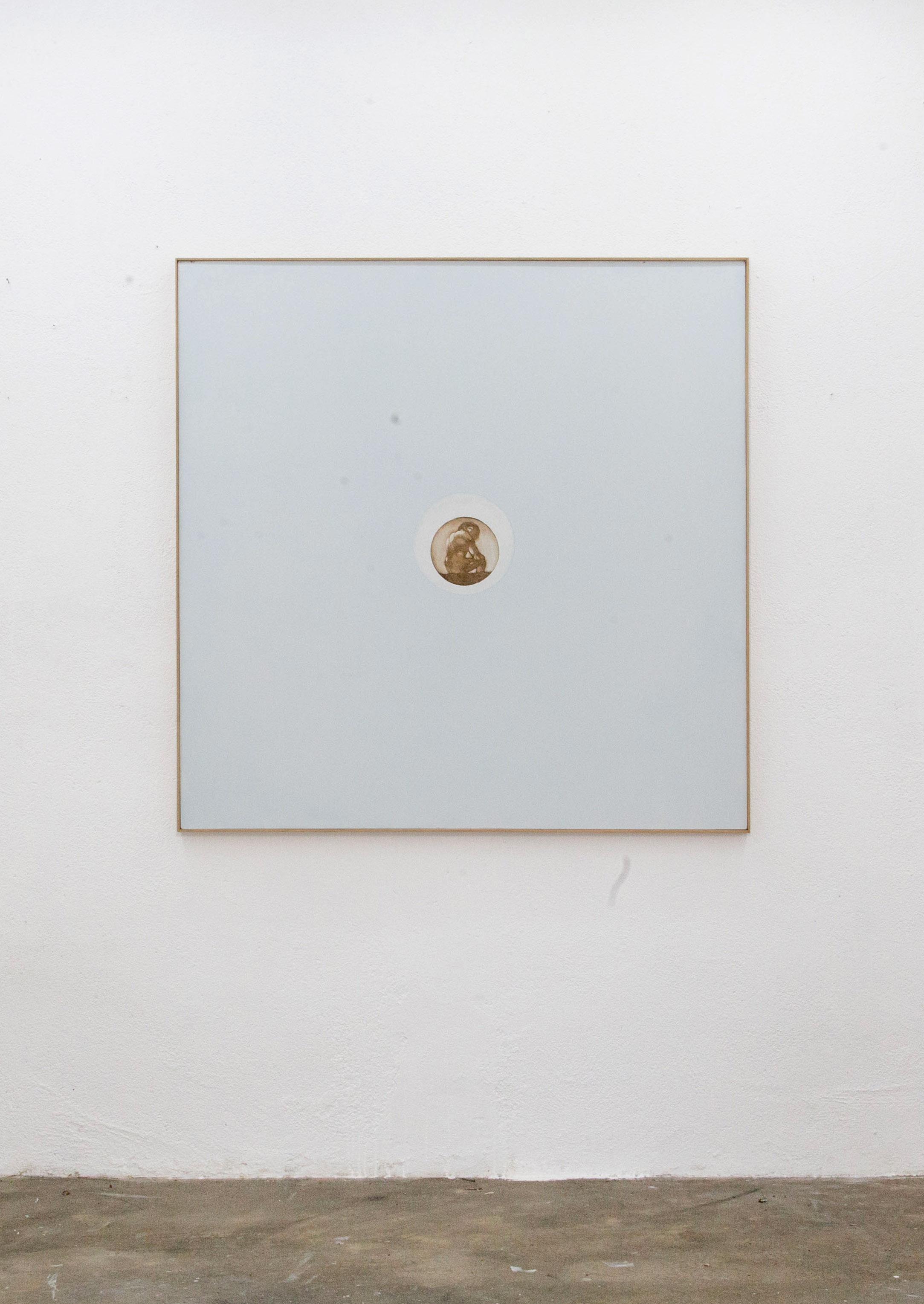 Renato RiosGoya, 2017óleo sobre tela 120 x 120 cm