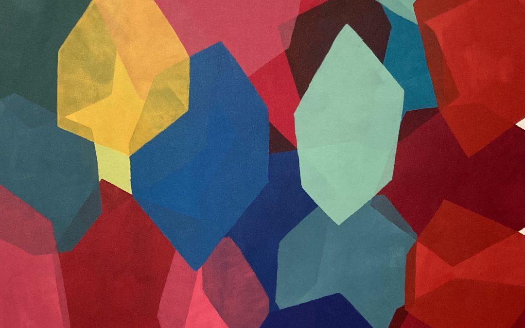 exposição individual  'Do AR para LUZ' de Daisy Xavier